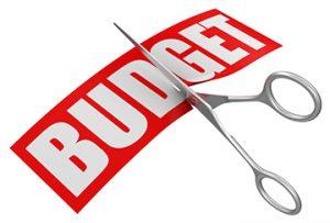 coupe budgétaire