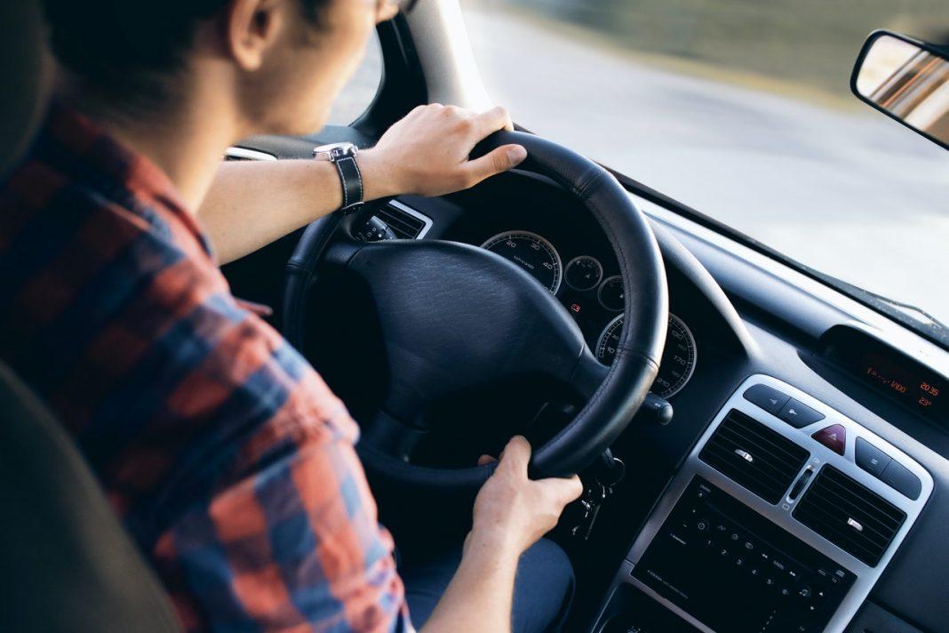 conduire voiture travail