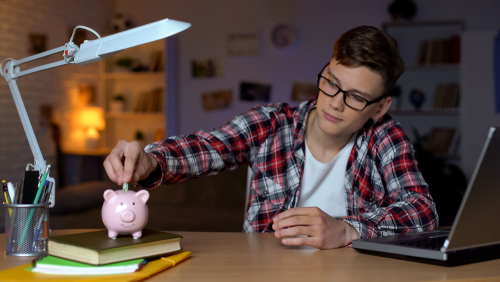 gérer son argent quand on est étudiant